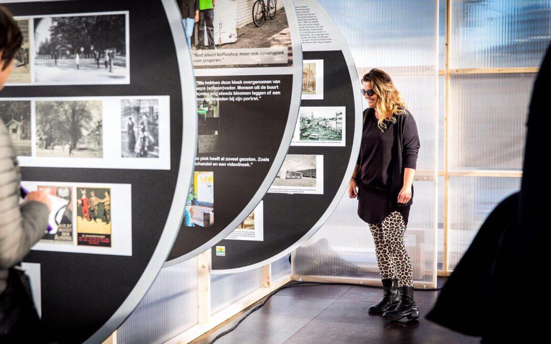 Tentoonstelling en prijsvraag Haagse kiosken