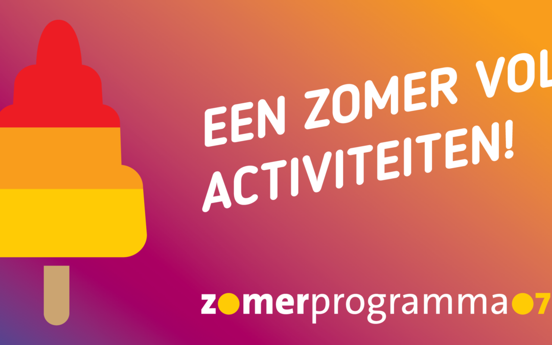 Zomerprogramma070 – The City is Ours!